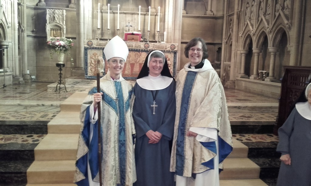 Sr.Elizabeth Jane's Renewal of Profession – 8 December 2015 – Feast of the Conception of the BVM