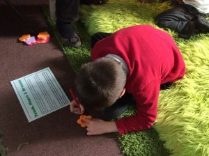 Prayer Space for children