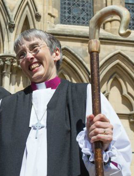 New Bishop of Hull – the Rt Revd Alison White