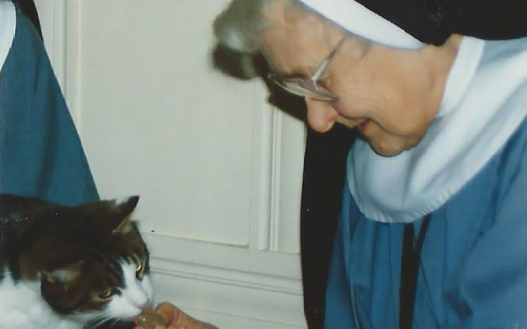 Sister Helen Philippa RIP