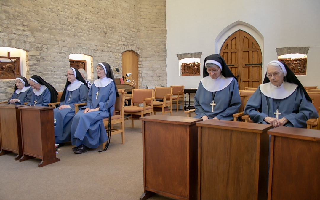 Real joy for Oblate in Residence