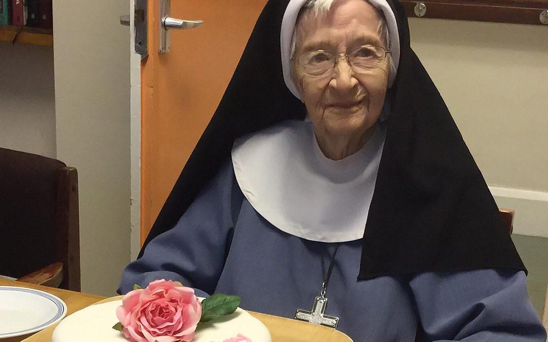Sister Catherine Naomi – RIP