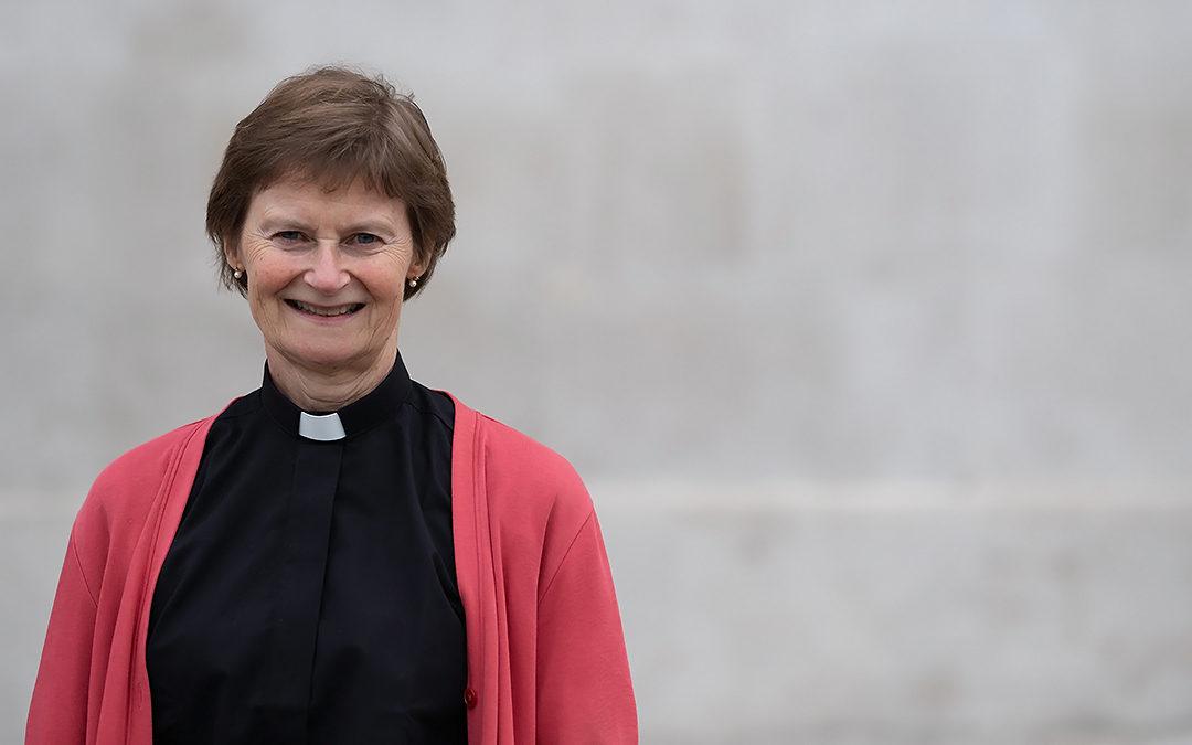 The new Bishop of Reading Olivia Graham