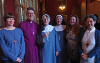 Sisters support the new Bishop of Dudley