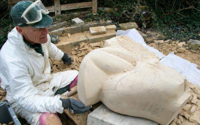 A sculptor's inspiration