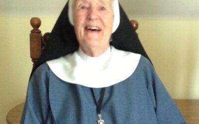 RIP Sister Honor Margaret CSMV