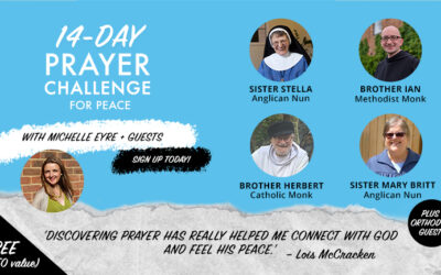 Invitation to the 14-Day Prayer Challenge for Peace