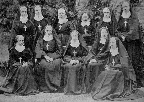 Some of the first Sisters